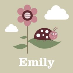 Lovely Ladybird (Personalised)